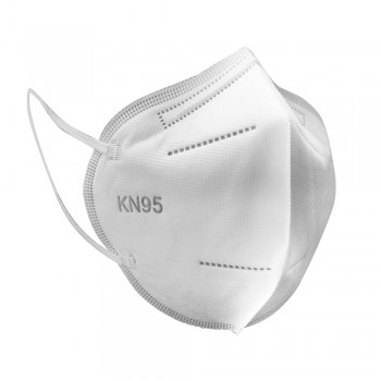 KN95 4-ply High Elastic Rubber Band Dustproof Face Mask(20pcs/box)