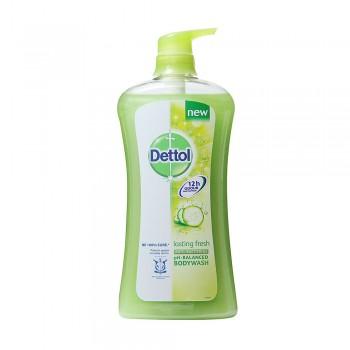 Dettol Shower Gel Lasting Fresh 950ml