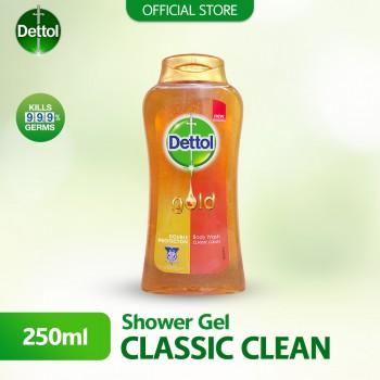 Dettol Shower Gel Classic Clean 250ml