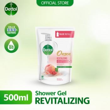Dettol Shower Gel Onzen Revitalising 500g