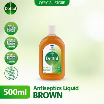 Dettol Antiseptic Liquid 500ml