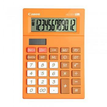 Canon AS-120V-OR Arc Design 12 Digits Calculator (Orange)