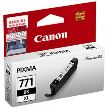 Canon CLI-771 XL Black Dye Ink Tank (10.8ml)