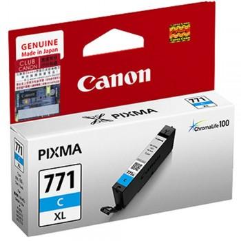 Canon CLI-771 XL Cyan Dye Ink Tank (10.8ml)