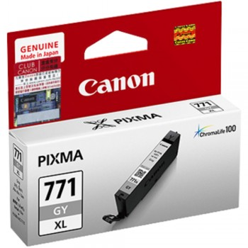 Canon CLI-771 XL Grey Dye Ink Tank (10.8ml)