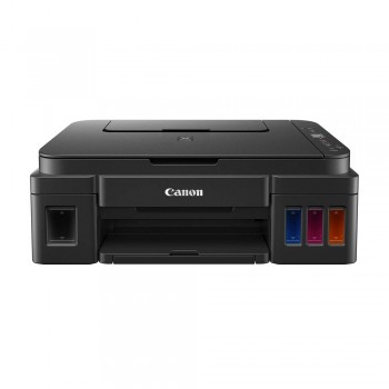Canon PIXMA G2010 Refillable Ink Tank All-In-One (Print, Scan, Copy) High Volume Printing Printer