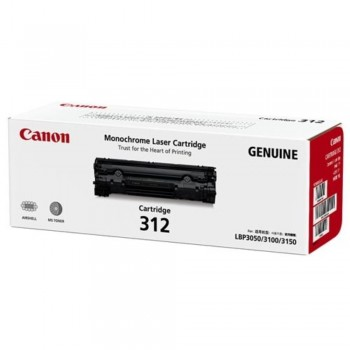 Canon Cartridge 312 Toner Cartridge