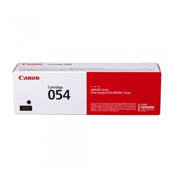 Canon 054 Black Toner Cartridge 1.5k