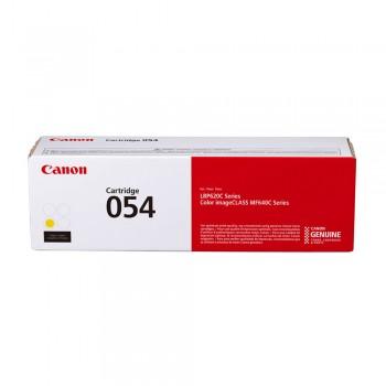 Canon 054 Yellow Toner Cartridge 1.2k