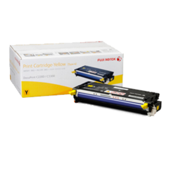 Xerox C2200 C3300 Yellow Toner Cartridge LOW - 4k (Item No: XER DPC22004KYL)