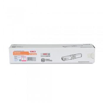 OKI C301/321 Magenta Toner 44973546 (Item No: OKI C301 MA)