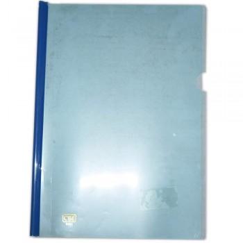 CBE 9005 PP Slide Bar Document Holder (A4) Blue (Item No: B10-102) A1R3B147