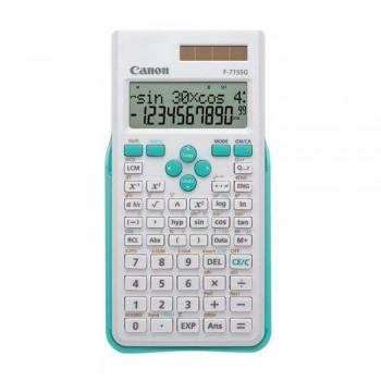 Canon F-715SG-BL Scientific Calculator (Blue)