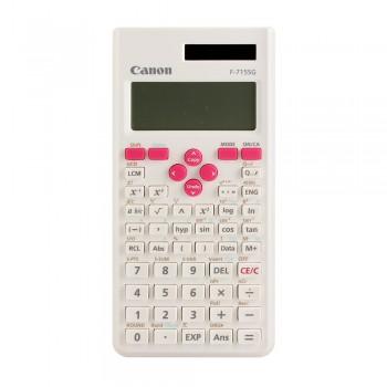 Canon F-715SG-MA Scientific Calculator (Magenta)