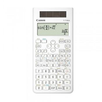 Canon F-718SA-WH Scientific Calculator (White)