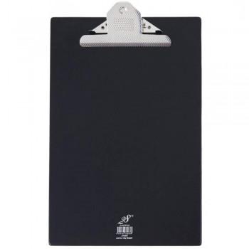 EAST FILE PVC JUMBO CLIP F4 BLACK 2496F (Item No: B11-16 BK)