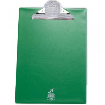 EAST FILE PVC JUMBO CLIP F4 GREEN 2496F (Item No: B11-16 GR)