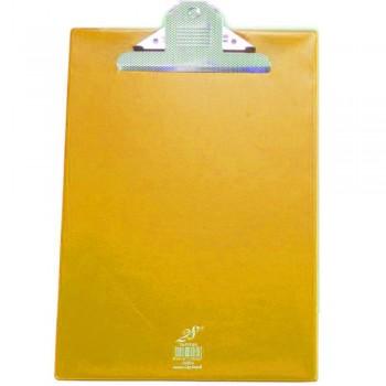 EAST FILE PVC JUMBO CLIP F4 YELLOW 2496F (Item No: B11-16 YL)