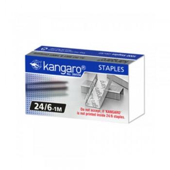 Kangaro 24/6 Staples Bullet