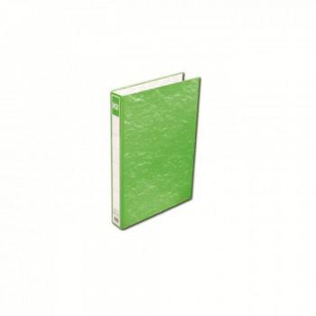 K2 8925 Fancy Hard Cover Ring File (Green) - 25mm, 2D, 1 pcs