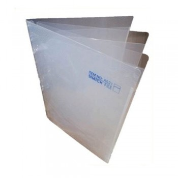Plastic File Folder with 6 Pocket (TEST)