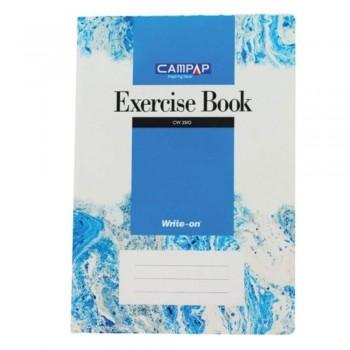 Campap Cw2510 A4 Exercise Book 200P (Item No: C02-17) A1R4B129