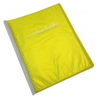 Clear Holder 359A - A4 Size - Yellow K2-359A-YL (Item No: B11-62-YW) A1R3B184