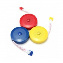 Measurement Tape (Button Wind Roll Type)