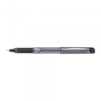 Pilot BXGPN-V5 Hi Tecpoint Grip Pen 0.5mm - Black