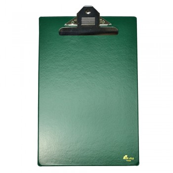 EMI 1496 Jumbo Clipboard F4 - Green