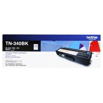 Brother TN-340 Black Toner Cartridge 2.5k