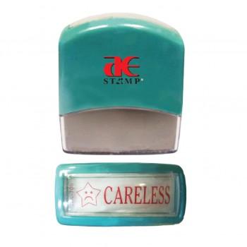 AE Flash Stamp - DA-706 Careless