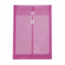 F4 Top Open Document Holder Red