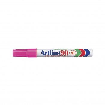Artline Permanent Marker EK-90 Pink