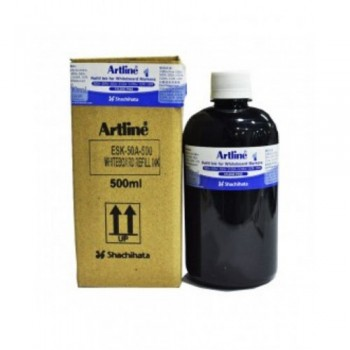 Artline White Board Refill 500cc Black