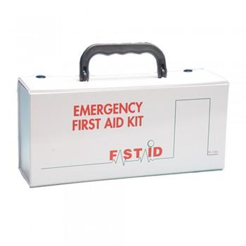 First Aid Kit PV-1303 Complete Set (25.3cm X 11.6cm X 7.9cm)