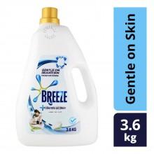 Breeze Gentle On Skin Liquid Detergent 3.6kg
