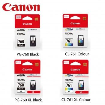 Canon PG-760 / CL-761 / PG-760 XL / CL-761 XL Cartridge