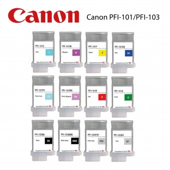 Canon PFI-101/PFI-103