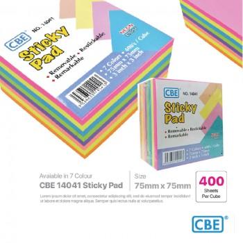 CBE 14041 Sticky Pad