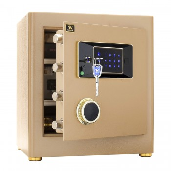 Digital Safe Box (Gold) BGX-D1-45JJDR