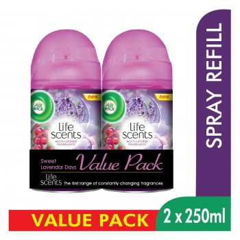 Air Wick Freshmatic Lavender Refill 250ml x2 (Value Pack)