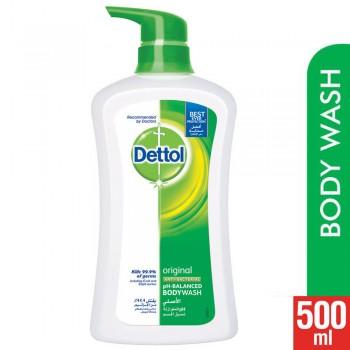 Dettol Shower Gel Original 500ml