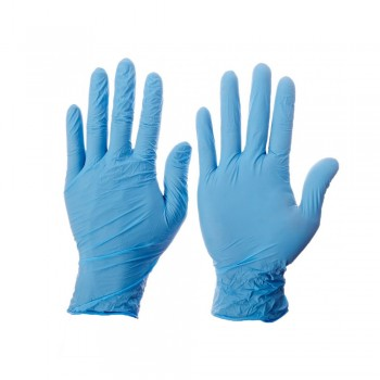 Kleenguard G10 Blue Nitrile Thin Mil Gloves - M x 100 units