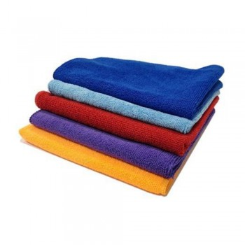 Micro Fibre Cloth (Mixed Color) - 5pcs/packet