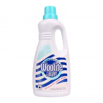 Woolite Fabric Machine wash Laundry Detergent 1L