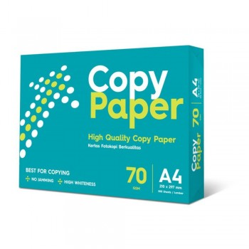 *Cheapest* COPY PAPER A4 70GSM (500S')