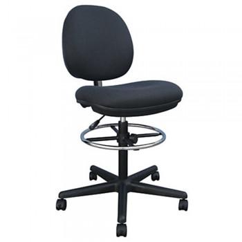 Drafting Chair DC22 Black (Item No: F17-01)