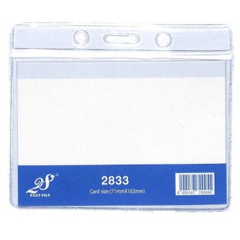 Name Tag 2833 (104mm X 71mm) 10pcs/pkt