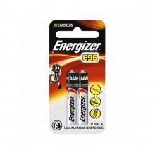 Energizer Max Powerseal AAAA E96 Alkaline Battery 2pcs/pack